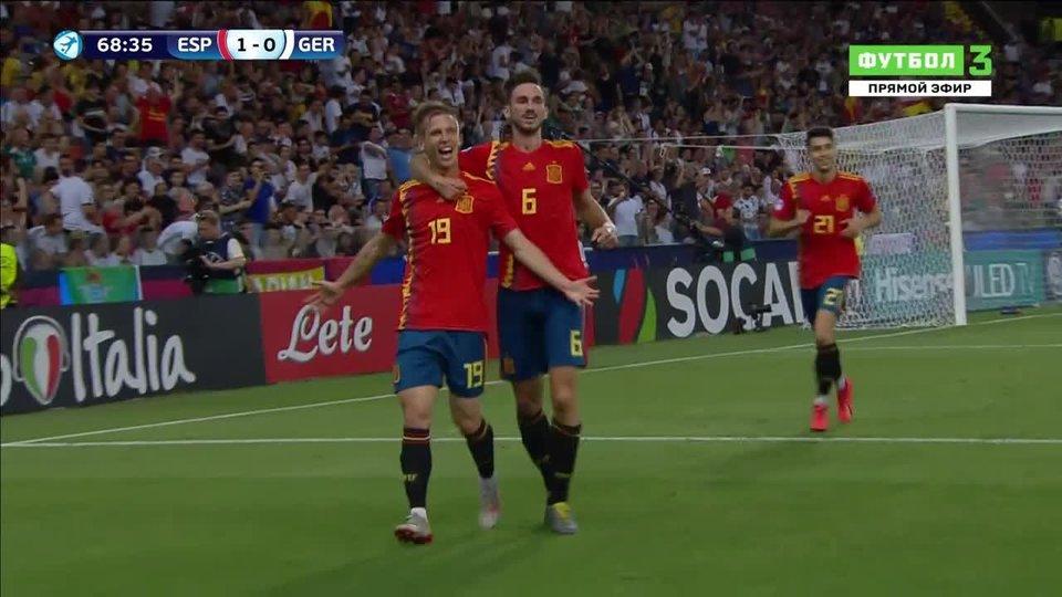 Футбол сборные испания сборные германия прямая трансиляцсия