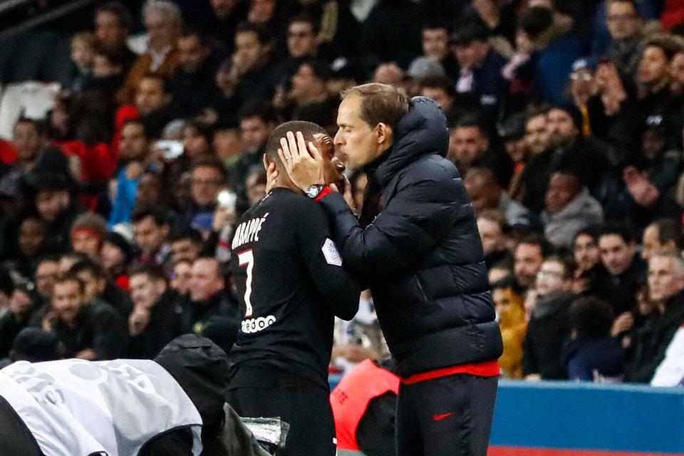 Мбаппе попрощался в соцсетях с Тухелем, хотя «ПСЖ» еще не подтвердил отставку тренера