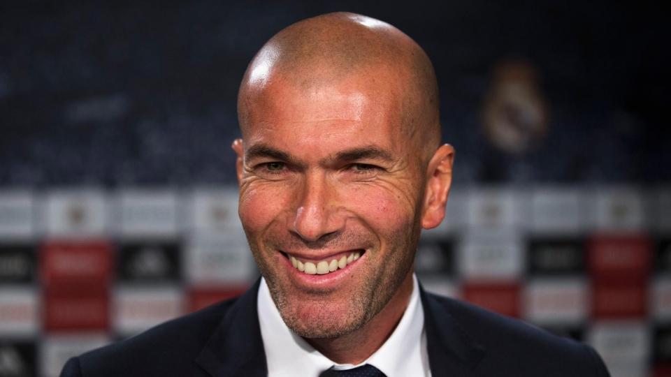 Зидан — тренер года по версии Международной федерации футбольной истории и статистики