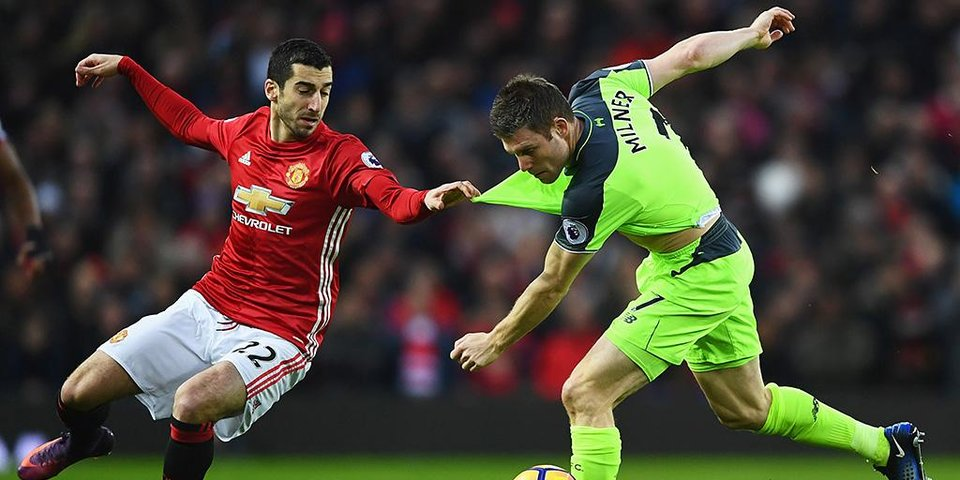 «Манчестер Юнайтед» — «Ливерпуль»: голы и лучшие моменты