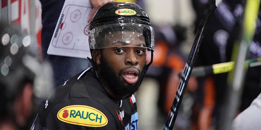 Очередной расистский скандал в хоккее. Жертвой стал брат Пи Кея Суббана