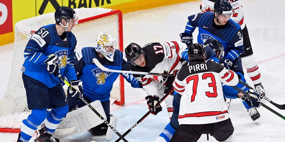 Канада — чемпион мира по хоккею