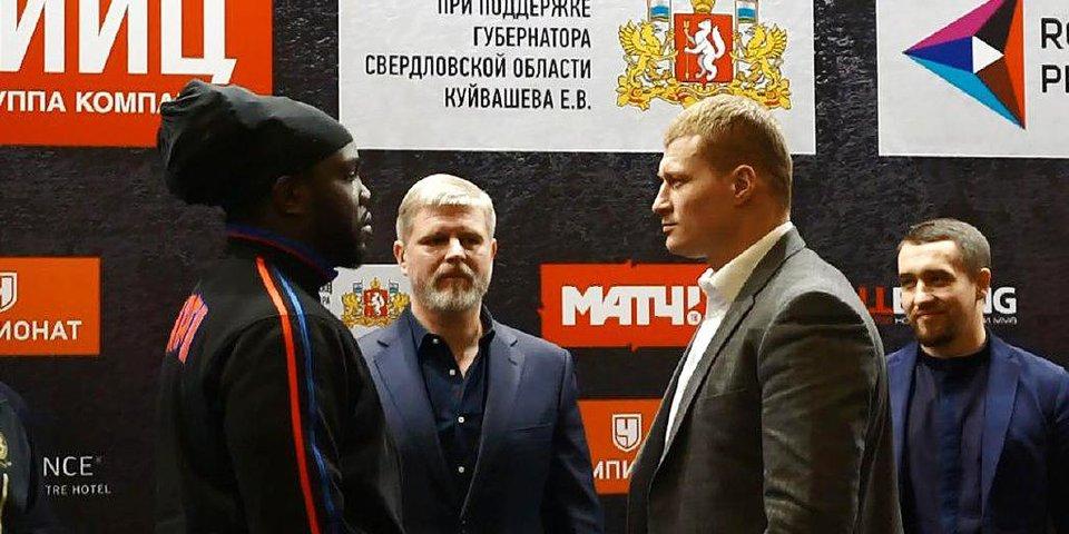 Александр Поветкин: «Бой с Кличко я не пересматривал»