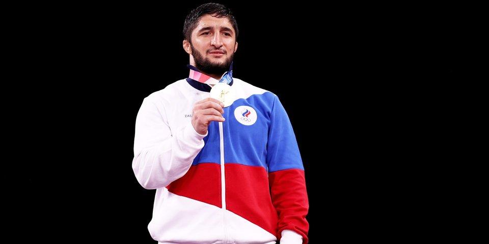 Садулаев будет знаменосцем команды России на закрытии Игр