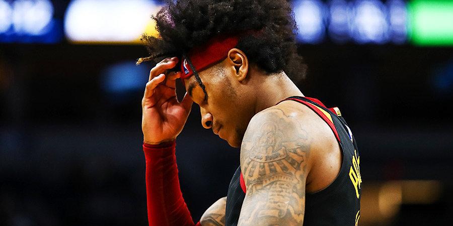 Клуб НБА пытается избавиться от игрока после скандала в раздевалке. Он кричал и бросался едой из-за того, что его шкафчик отдали новичку