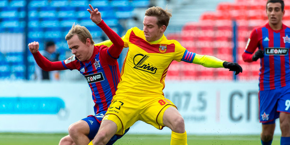 «СКА-Хабаровск» поделил очки с «Арсеналом» в матче молодежных команд