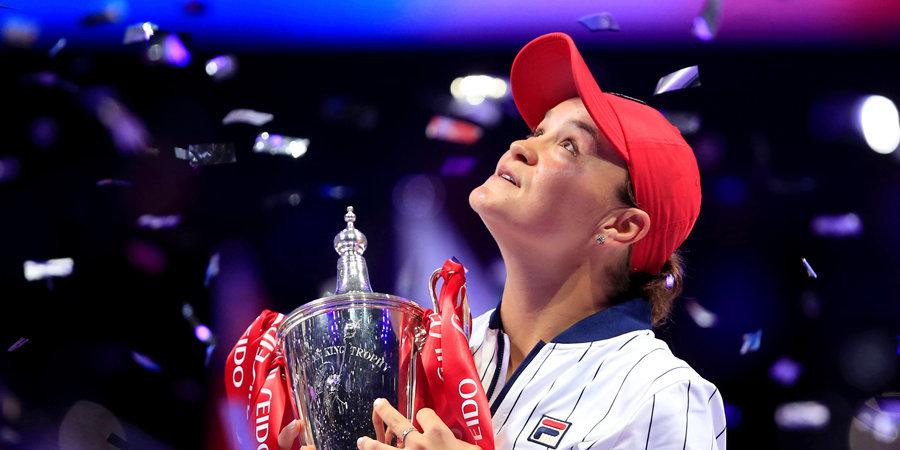 Пять спортсменок претендуют на звание лучшей теннисистки года