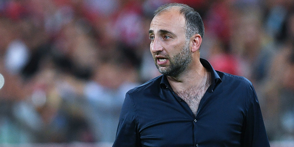 Магомед Адиев: «Отложил все переговоры о будущем до конца чемпионата»