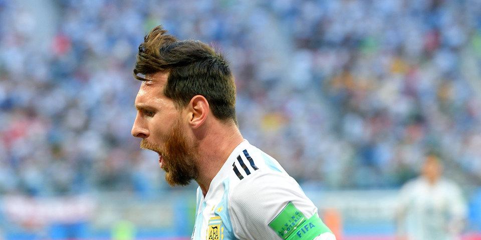Экс-тренер Аргентины: «После финала Кубка Америки Месси плакал, как ребенок»