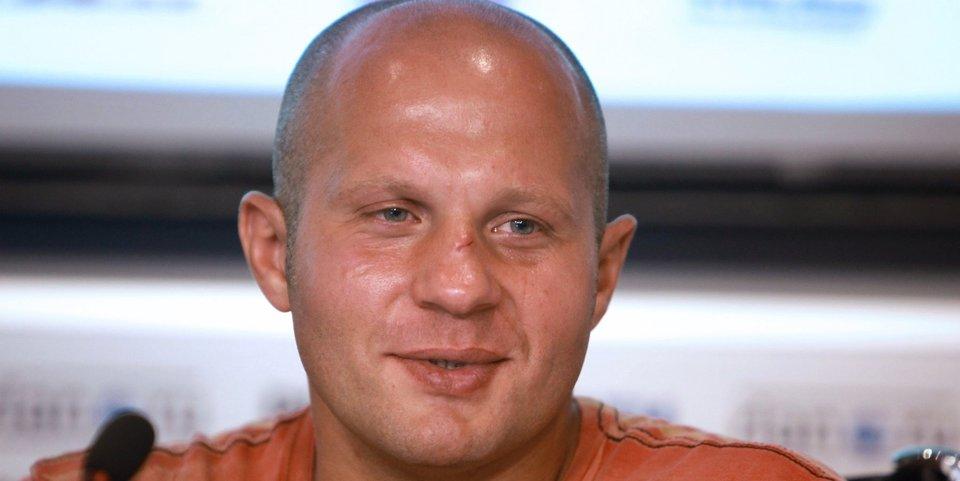 Емельяненко получил травму в бою с Джексоном