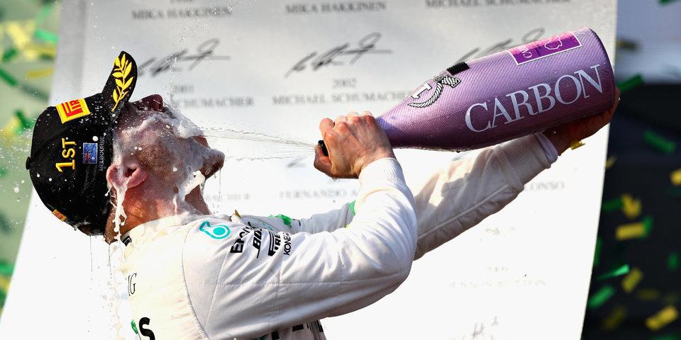 Боттас выиграл первую гонку сезона, Квят завоевал одно очко. Как это было