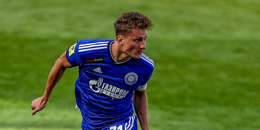 Защитник Шахов вернулся в «Балтику»