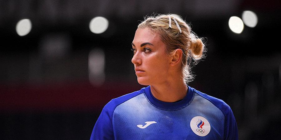 Анна Сень: «Если бы моя команда проиграла Норвегии в полуфинале ОИ, я могла завершить карьеру»