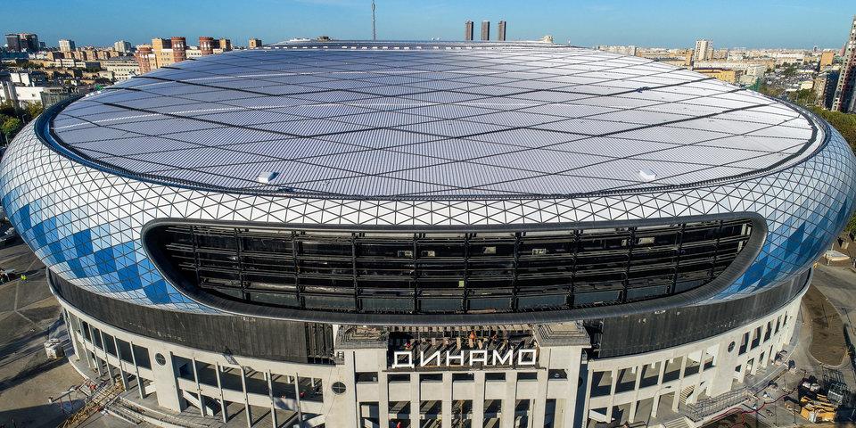 На матче «Динамо» — «Сочи» не работает система VAR на линии офсайда