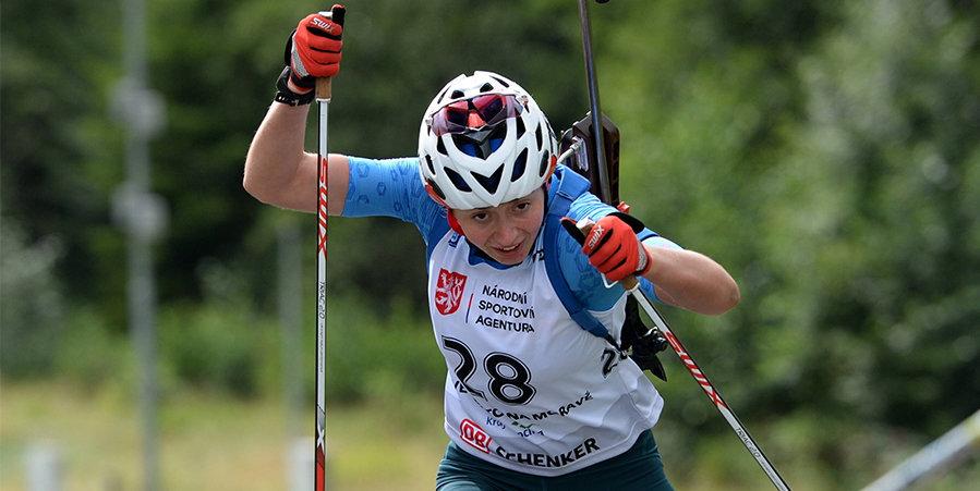 Шевченко выиграла спринт на летнем чемпионате мира