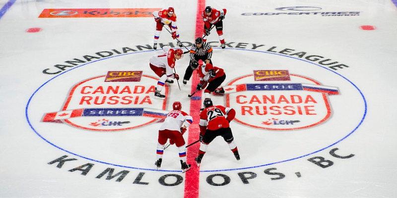 хоккей ohl на ставки канада