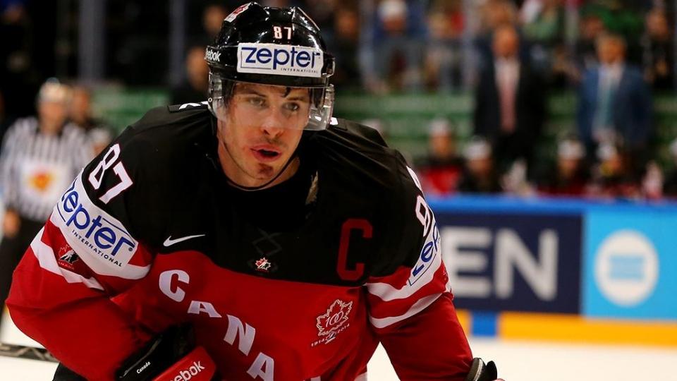 Кросби – первая звезда дня в НХЛ