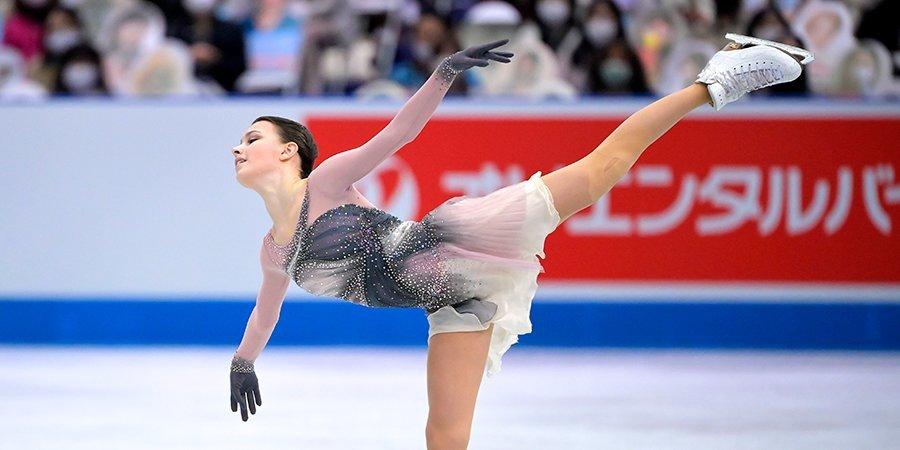 «Косторная в плане конька намного лучше катит, чем Щербакова». Бывшая ученица Тутберидзе — об оценках на ЧМ