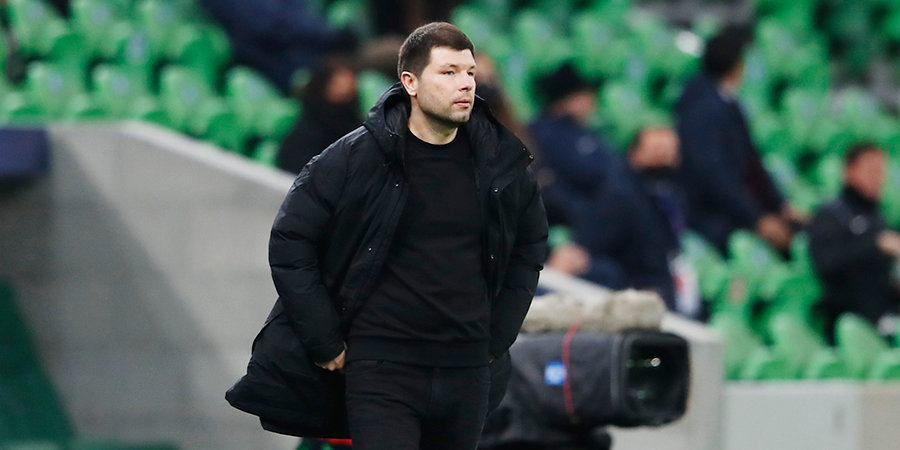 Максим Деменко: «Думаю, теперь поутихнут слухи по поводу Мусаева»