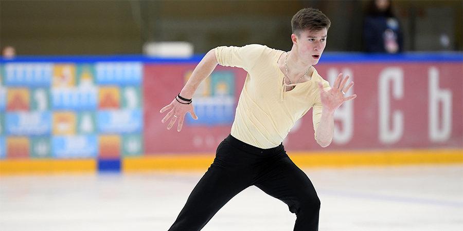 Фигурист Самойлов планирует выступать за Польшу