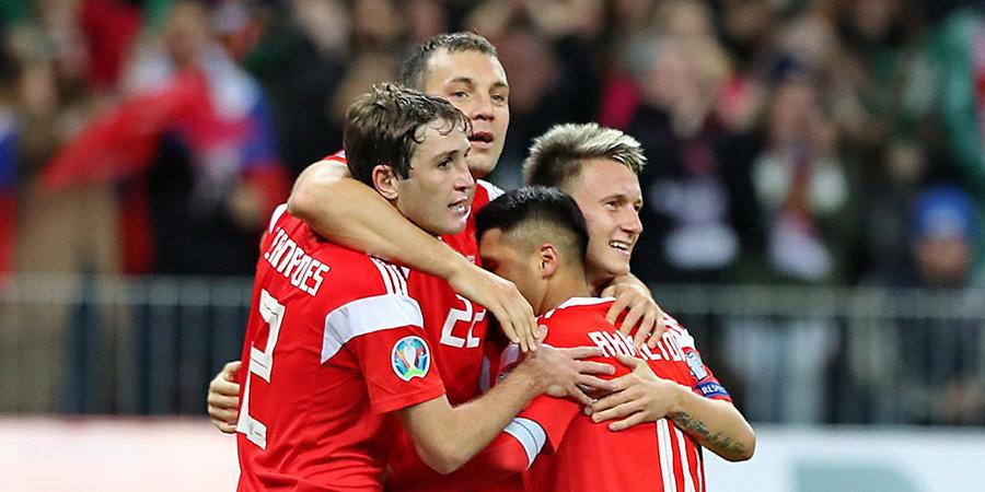 Александр Головин: «После чемпионата мира чувствуется, что мы можем выиграть все, даже Евро»