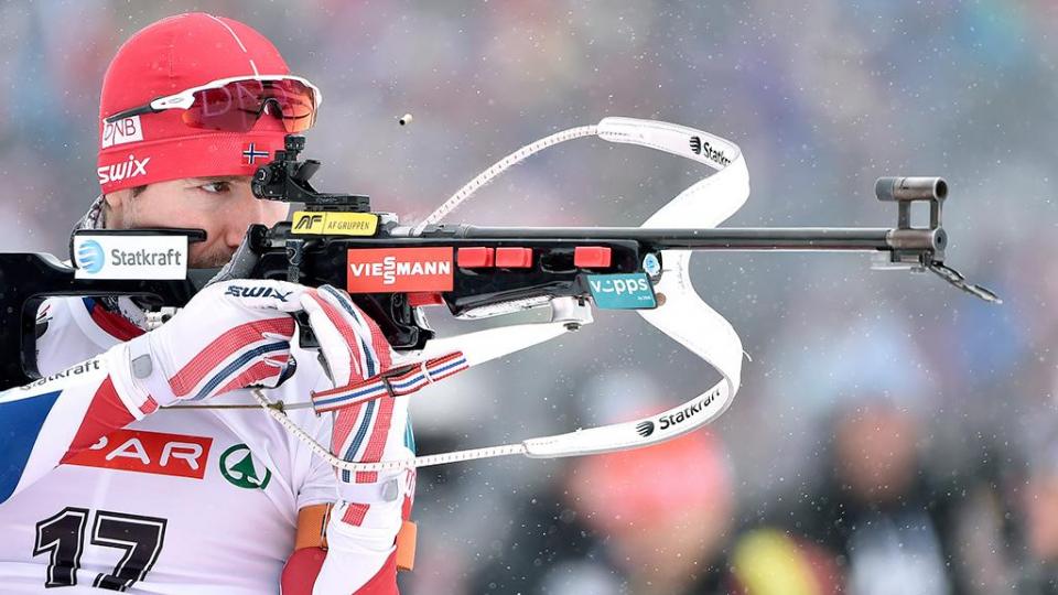 Эмиль Хегле Свендсен: «Не завершу карьеру, пока вновь не стану лучшим в мире»