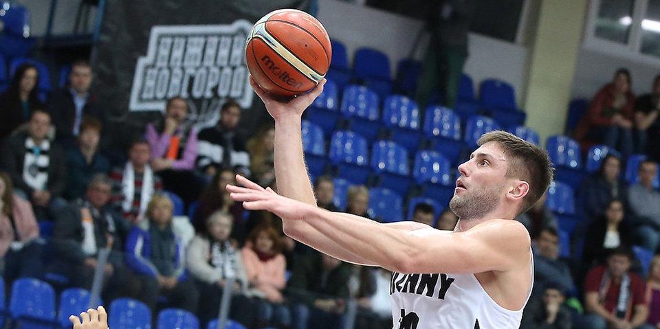 «Нижний Новгород» обыграл «Ле Ман» в Лиге чемпионов