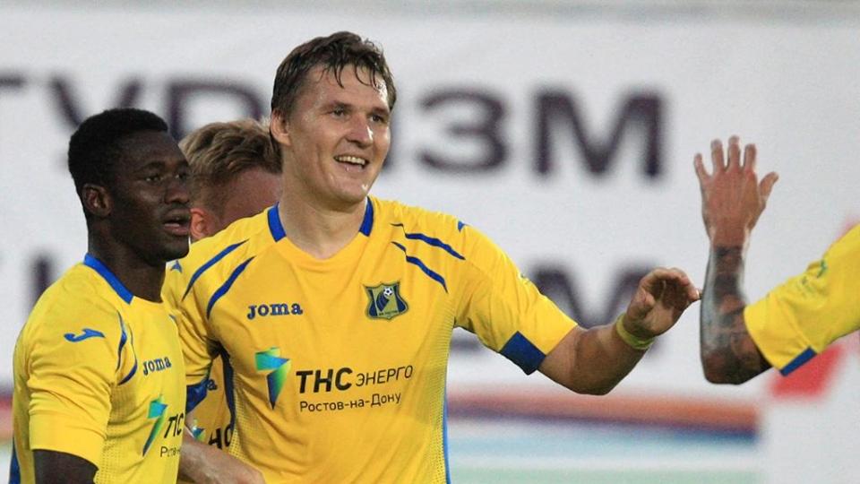 Бухаров принес «Ростову» победу в матче с «Брондбю»