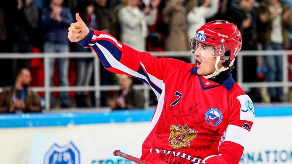 Джусоев и Ломанов-младший – в расширенном составе сборной России на домашний ЧМ