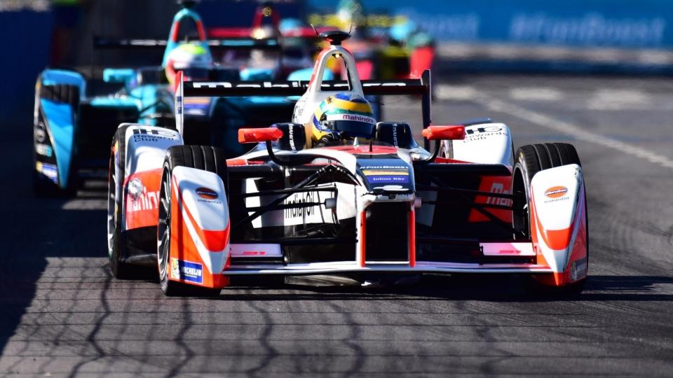 Гонки «Формулы Е» могут пройти в Сочи и Санкт-Петербурге