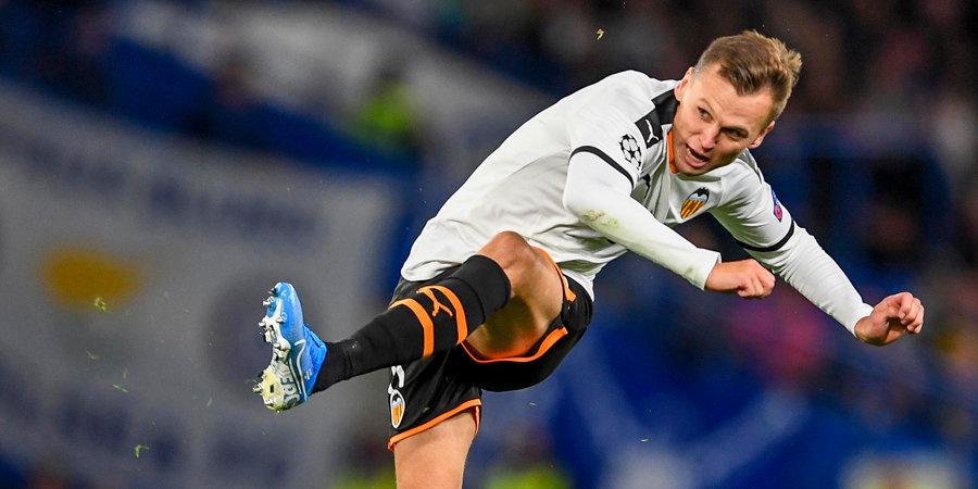 Отец Черышева оценил форму игрока перед матчем с «Реалом»