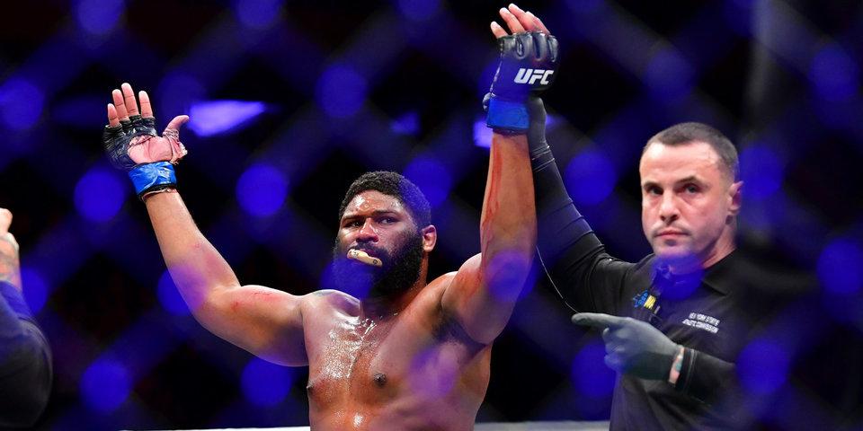Кертис Блейдс: «Если я не лучший борец UFC, то точно стану им к концу карьеры»