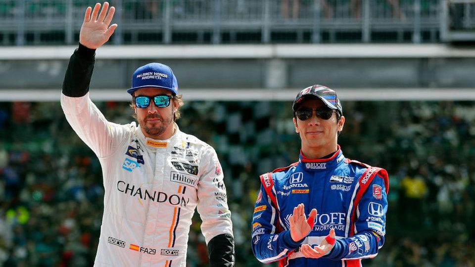 Фернандо Алонсо: «Участие в «Инди 500» сделало меня лучше как гонщика»