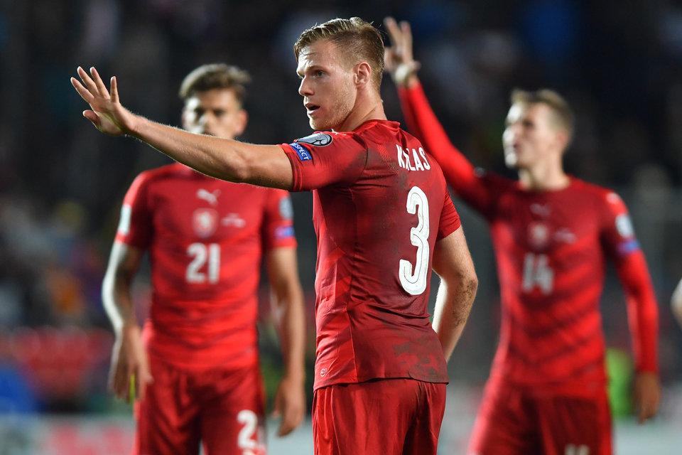 Сборная Чехии обыграла Словакию в матче Лиги наций