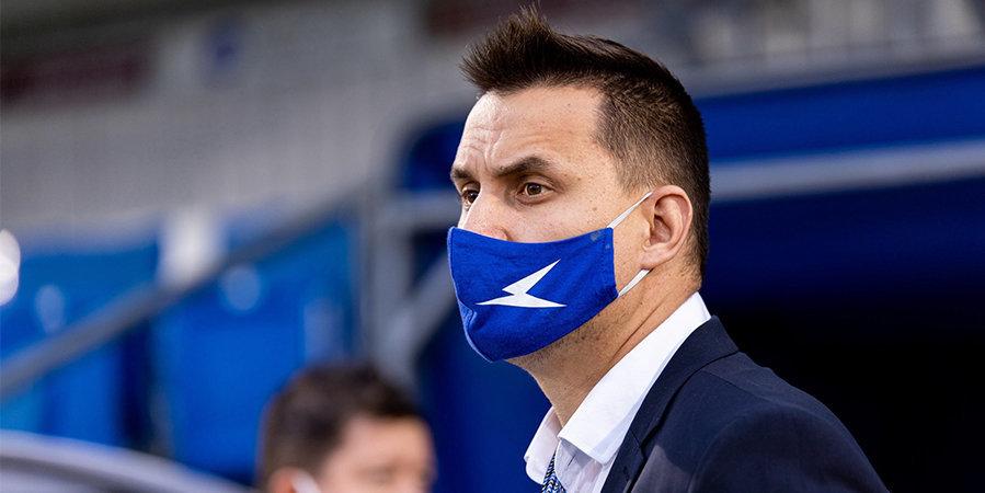 Максим Пономарев: «Все в «Чайке» должны быть одержимы одной задачей — вернуться в ФНЛ в этом сезоне»