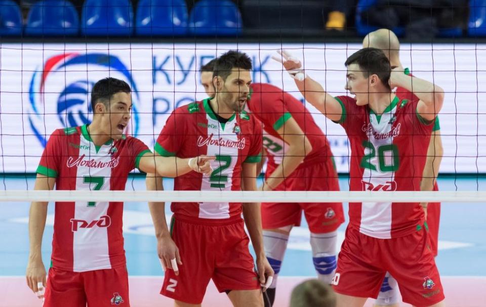 «Локомотив» переиграл «Динамо» в стартовом матче Лиги чемпионов