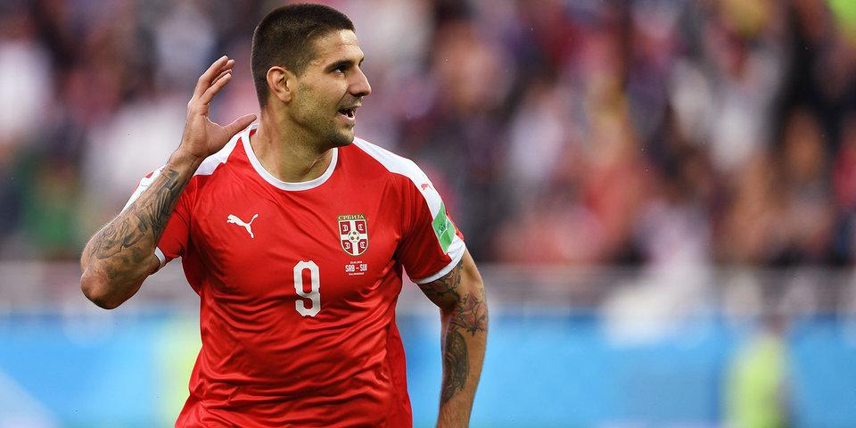 Сербия подаст жалобу в ФИФА на судейство в матче со Швейцарией