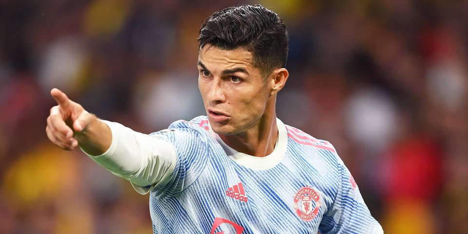 Роналду номинирован на звание лучшего игрока «Манчестер Юнайтед» по итогам сентября