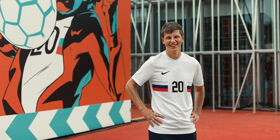 Аршавин провел мастер-класс для 45 юных футболистов из различных регионов России