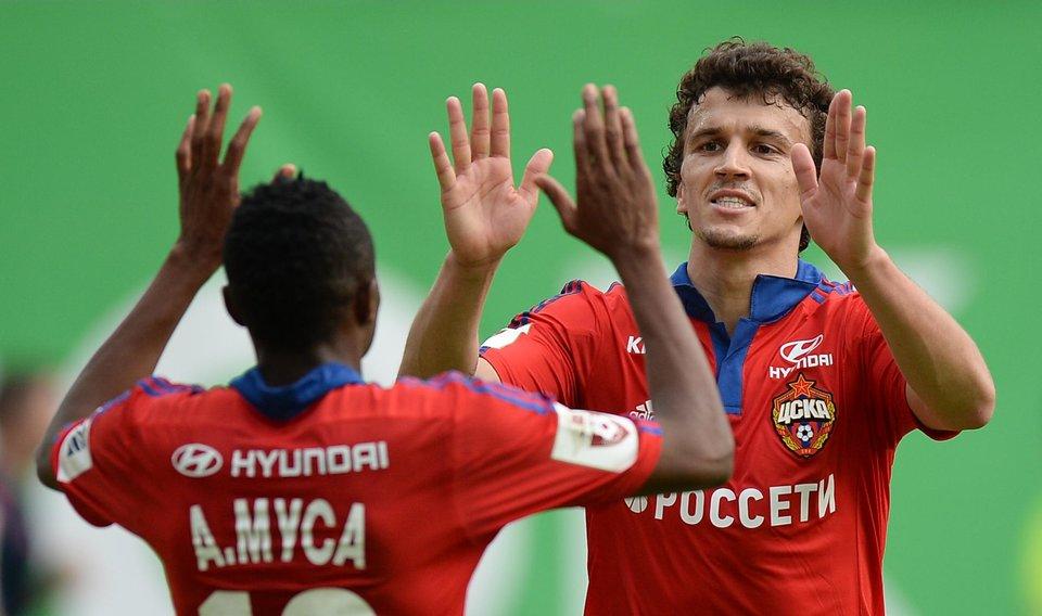 ЦСКА возвратит непокорившего Англию нападающего