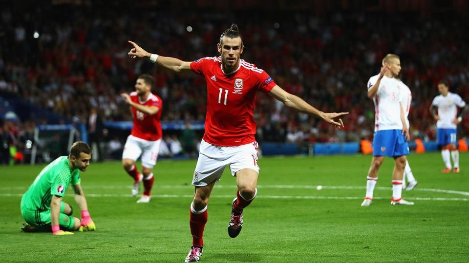 Бэйл — лучший футболист года в Уэльсе