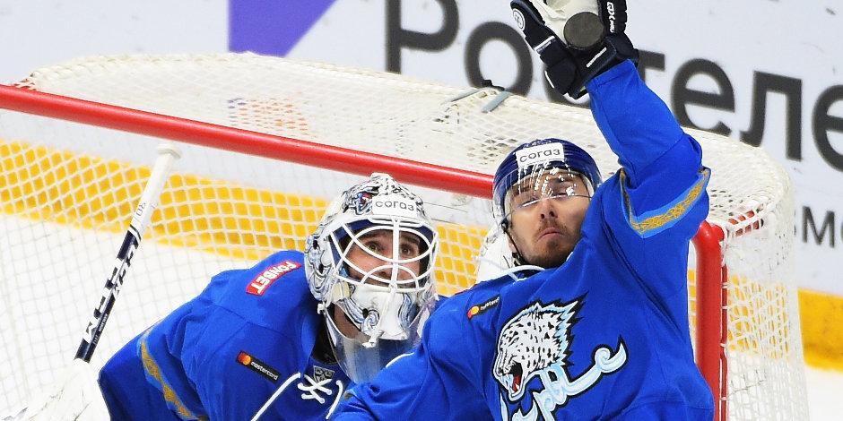 В КХЛ опровергли возможность снятия «Барыса» с регулярного чемпионата