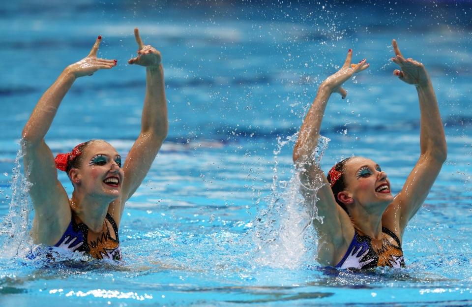 Синхронное плавание могут переименовать