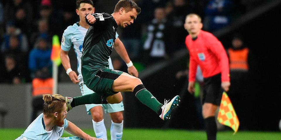 Вероятно, последний гол в карьере Измайлова