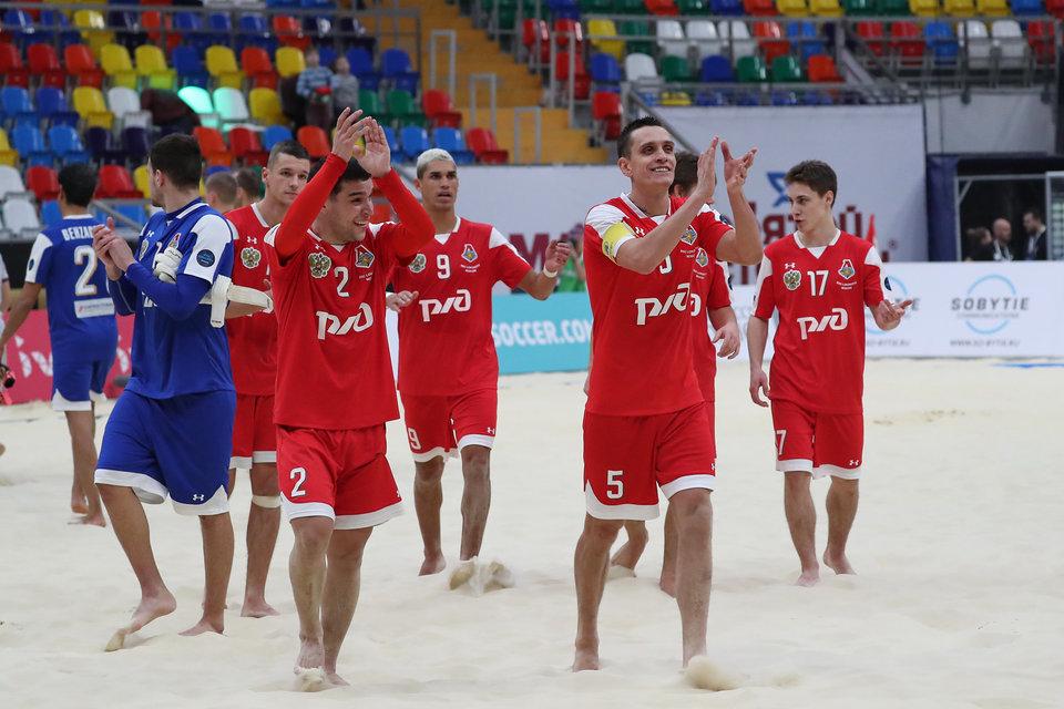 «Локомотив» одержал вторую победу на клубном ЧМ, обыграв «Леванте»