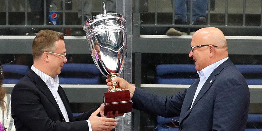 Выиграй билеты на Кубок мэра Москвы по хоккею!