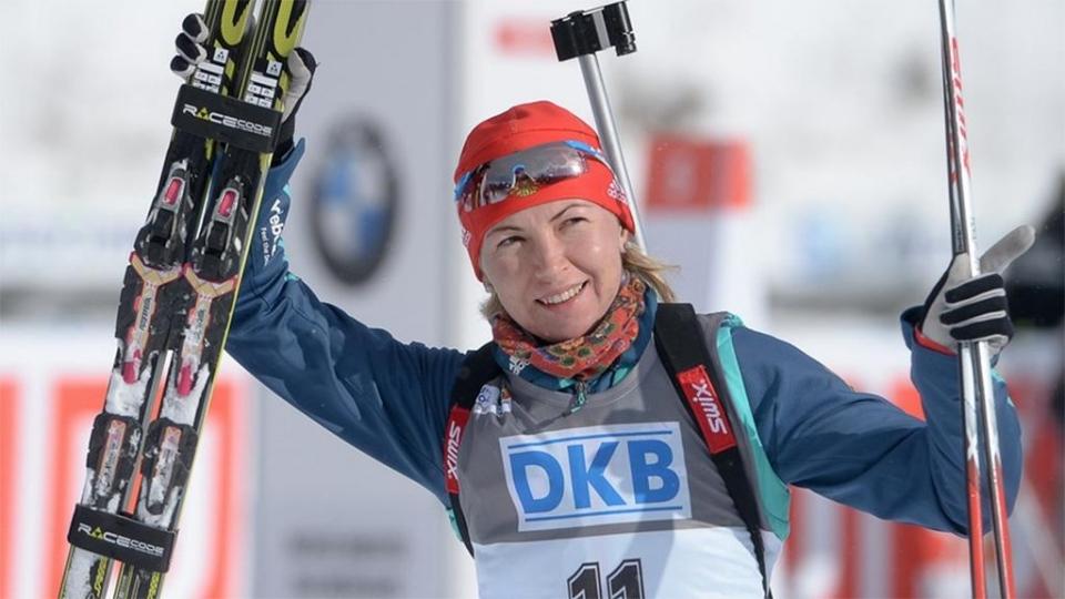 Глазырина надеется поехать на Олимпиаду-2018