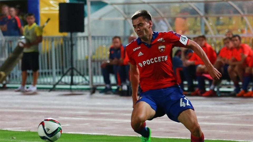 Георгий Щенников: «Действительно мечтаю забить в РФПЛ»