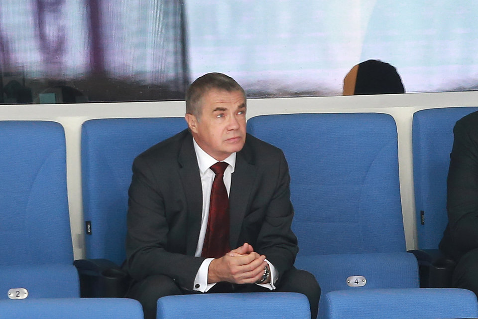 Александр Медведев: «Никакого конфликта со Знарком не было»