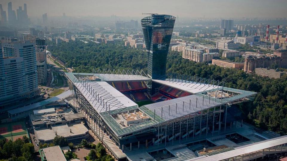 Суперкубок России решили перенести со стадиона ЦСКА в Черкизово из-за «Спартака»